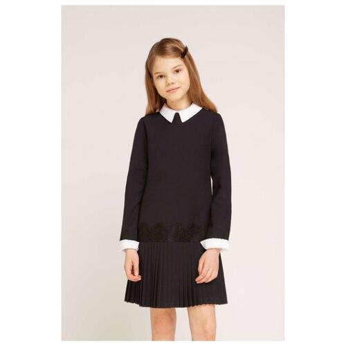 Купить Платье Смена размер 122/60, синий, Платья и сарафаны
