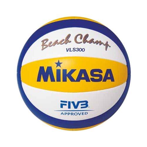 Волейбольный мяч Mikasa VLS300 белый/желтый/синий