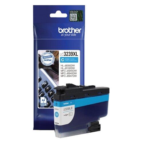 Фото - Картридж Brother LC3239XLC оригинальный картридж повышенной ёмкости brother lc 3239xlc lc3239xlc