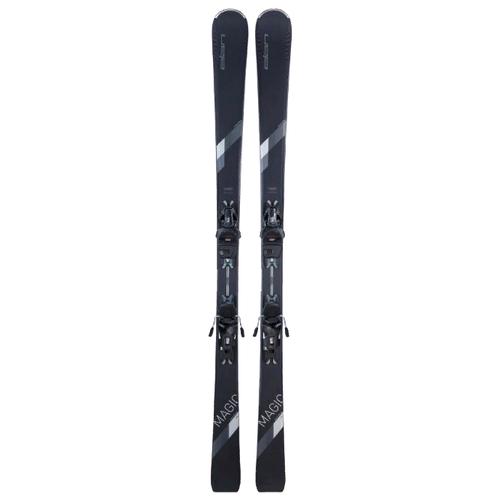 Горные лыжи с креплениями Elan Black Magic Light Shift (20/21), 152 см