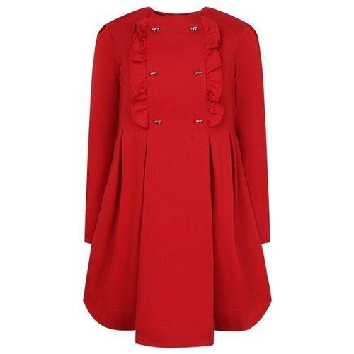 Купить Платье Mayoral размер 104, красный, Платья и сарафаны
