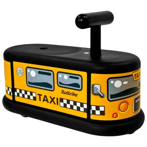 цена на Каталка-толокар Italtrike La Cosa Taxi желтый