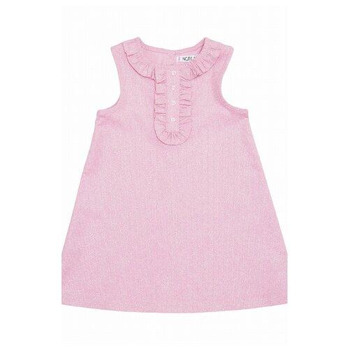 Купить Платье INCITY размер 110, розовый, Платья и сарафаны