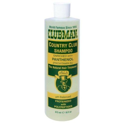 Купить Clubman Country Club Shampoo - Восстанавливающий шампунь для ежедневного применения 480 мл