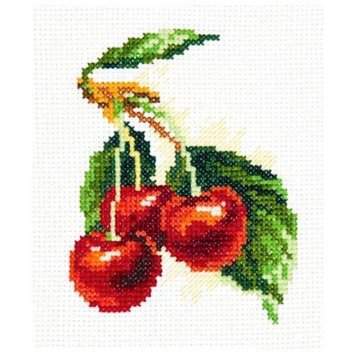 Купить Чудесная Игла Набор для вышивания Вишня 9 х 11 см (31-01), Наборы для вышивания