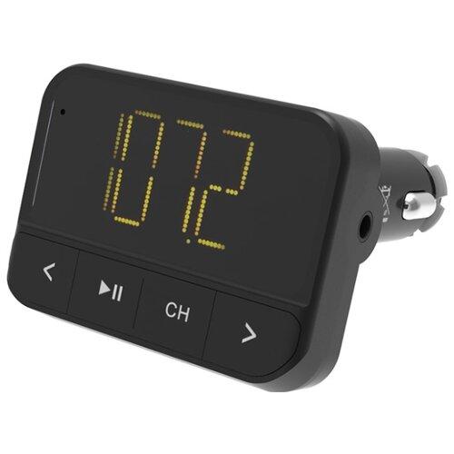 Автомобильный FM-модулятор Ritmix FMT-B200 (черный)