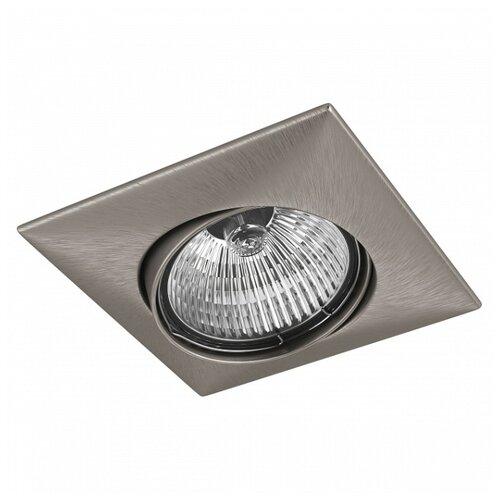 Встраиваемый светильник Lightstar Lega QUA 011035 спот lightstar ottico qua 214429