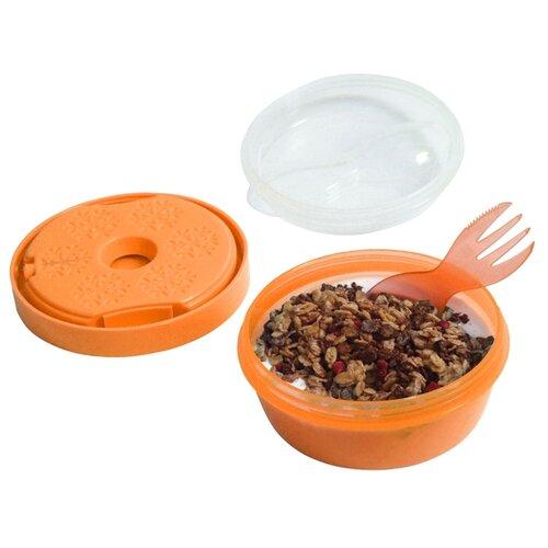 Carl Oscar Carl Oscar Ланч-бокс с охлаждающим элементом N'ice Cup™ оранжевый 450 мл carl karlweis wiener kinder