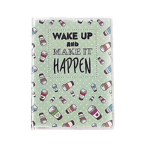 Купить Ежедневник Sammy ICON Make It Happen Mini недатированный, 144 листов, зеленый, Ежедневники, записные книжки