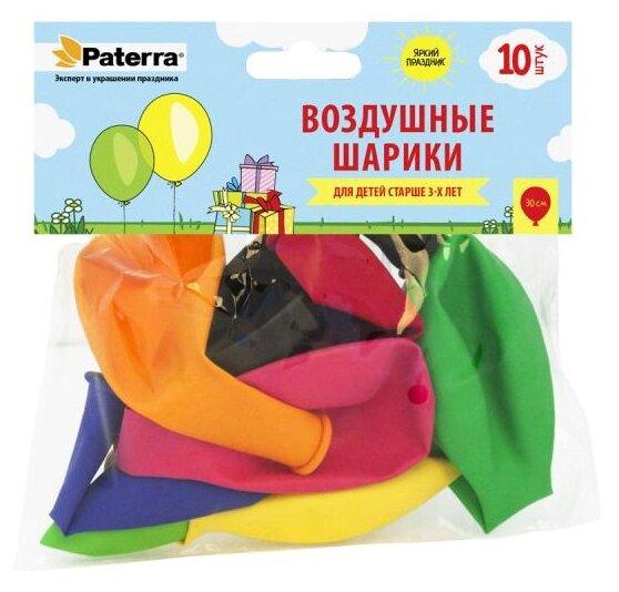 Набор воздушных шаров Paterra 401-535 (10 шт.)