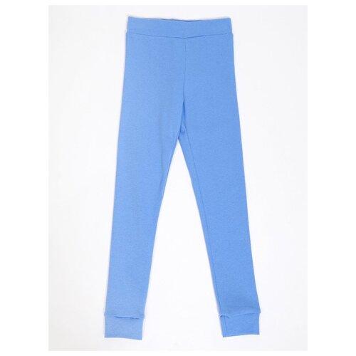 Купить Спортивные брюки M&D размер 134, голубой, Брюки