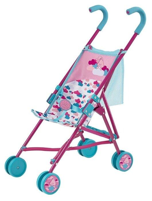Прогулочная коляска Zapf Creation Baby Born трость с сеткой (1423489)