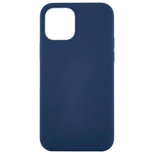 Чехол-накладка uBear Touch Case для Apple iPhone 12 Pro Max синий чехол накладка ubear touch case для apple iphone 7 iphone 8 cream