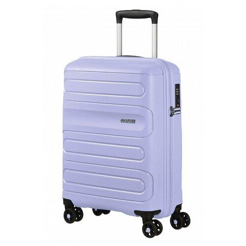Чемодан American Tourister Sunside XS 38 л, pastel blue