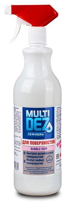 Тефлекс Средство для дезинфекции поверхностей MultiDez (бабл гам)