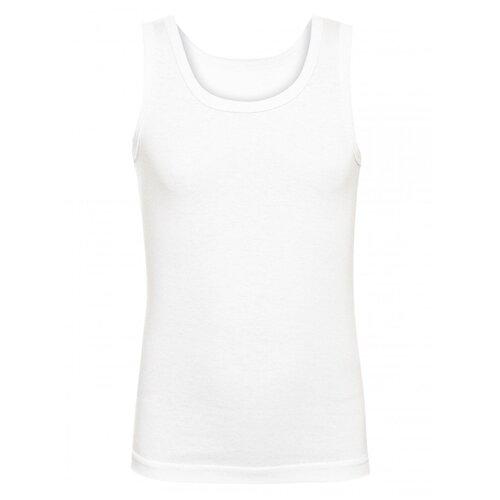 Купить Майка M&D размер 104, белый, Белье и пляжная мода