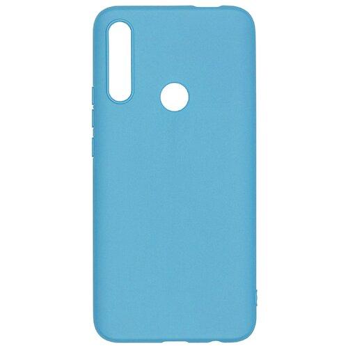 Чехол-накладка LuxCase TPU для Huawei P Smart Z для Huawei P Smart Z голубой z юбка z для девочки