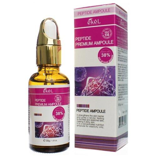 Купить Премиальная ампульная сыворотка для лица с пептидами Ekel Peptide Premium Ampule, 30 гр