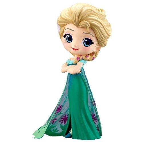 Купить Фигурка Q Posket Disney Characters: Elsa Surprise Coordinate (Ver A ) 85498P, Bandai, Игровые наборы и фигурки