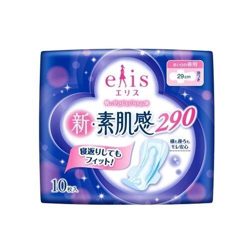 Elis прокладки Shin-Suhadakan ночные 10 шт. iron elis el 8807