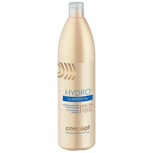 Фото - Concept Шампунь Hydrobalance увлажняющий для волос, 300 мл concept шампунь активатор роста волос active hair growth shampoo 300 мл concept green line