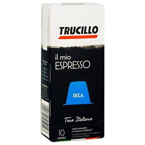 Кофе в капсулах Trucillo il mio Espresso Deca (10 капс.) фото