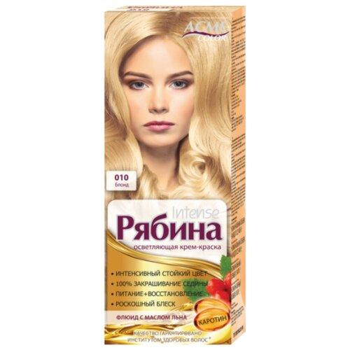 Фото - Acme-Color Intence Рябина краска для волос, 010 Блонд acme color intence рябина краска для волос 111 мокрый песок