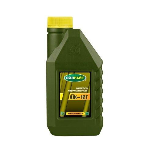 Гидравлическая жидкость OILRIGHT АЖ-12Т 1 л