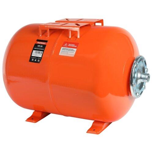 Гидроаккумулятор PATRIOT HR-50 50 л горизонтальная установка elizabeth sinclair baptism in fire