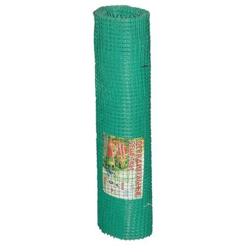 Сетка садовая Химпромряд 999196/999197/999198, зеленый, 10 х 1 м