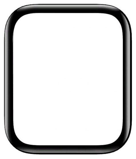 Защитное стекло Baseus Full-screen Curved Tempered Film для Apple Watch 44 мм