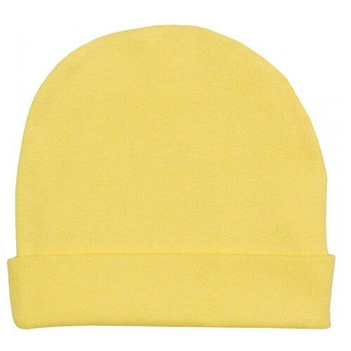Купить Шапка Чудесные одежки размер 49, желтый, Головные уборы