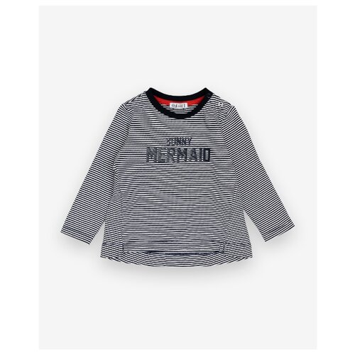 Купить Лонгслив Gulliver Baby размер 86, синий, Футболки и рубашки