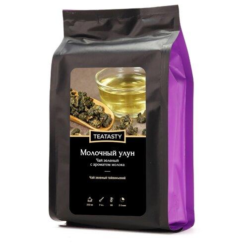 Чай улун TEATASTY Молочный , 200 г чай улун teatasty молочный най сян 2 150 г