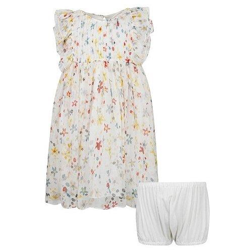 Комплект одежды Stella McCartney размер 80, кремовый блузка stella mccartney размер 140 кремовый