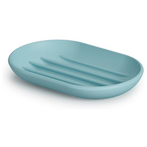цена на Мыльница Umbra Touch голубой