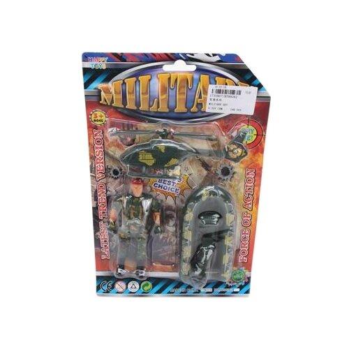 Купить Фигурка Happy toys Военный 1733907, Солдатики