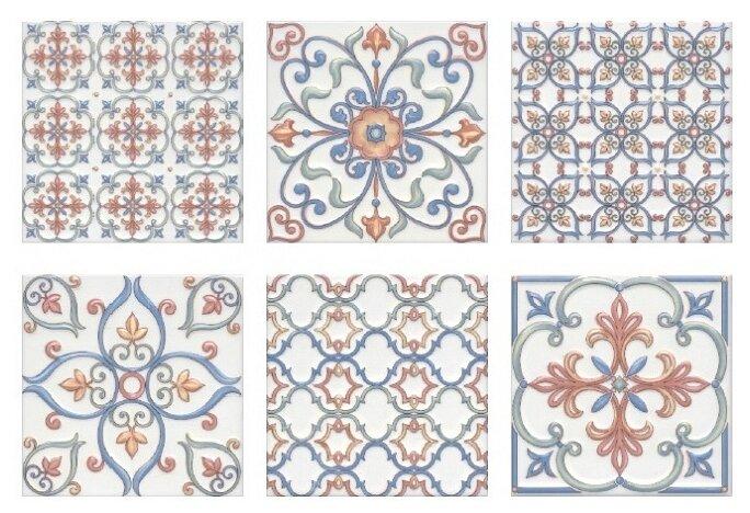 Декор KERAMA MARAZZI Суррей
