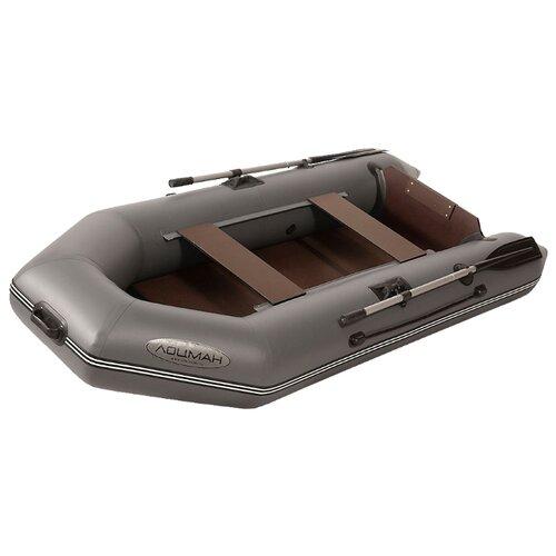 Фото - Надувная лодка Лоцман М-260 ЖС серый надувная лодка лоцман с 260 м серый