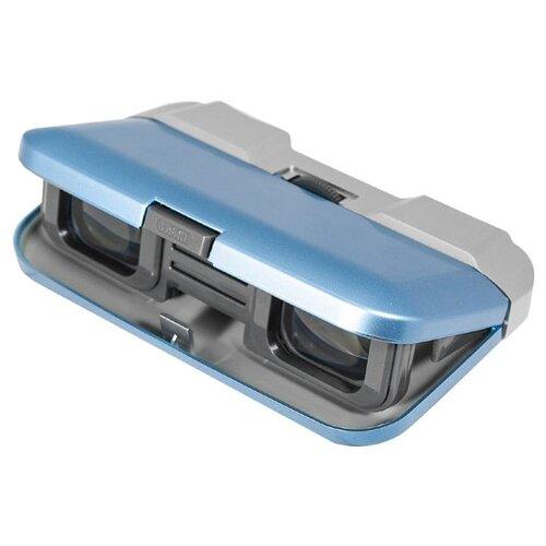 Фото - Бинокль Kenko Pliant 3x25 Slim голубой бинокль kenko ultra view 10х25 dh черный