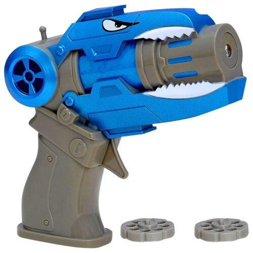 Пистолет-проектор «Подводный мир» световые и звуковые эффекты