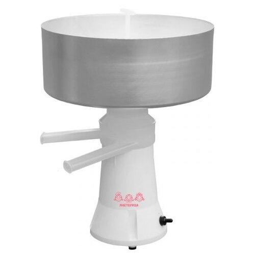 Сепаратор для молока Мастерица ЭСБ02-04 белый