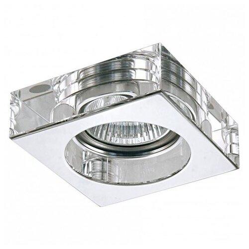 Встраиваемый светильник Lightstar Lei Mini 006144 встраиваемый светильник lightstar lei 006117