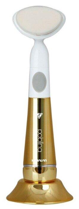 Pobling Ультрозвуковая щетка для чистки лица Pore Sonic Clear, золотой