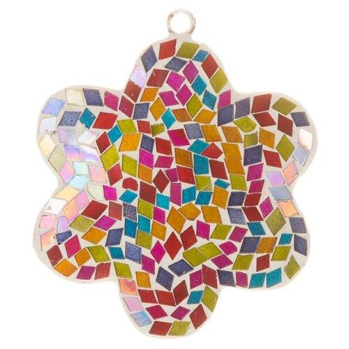 Набор елочных игрушек KARLSBACH 05870, разноцветный, 6 шт.