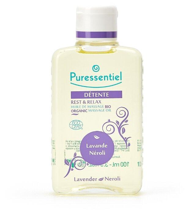 Масло для тела Puressentiel Rest & Relax