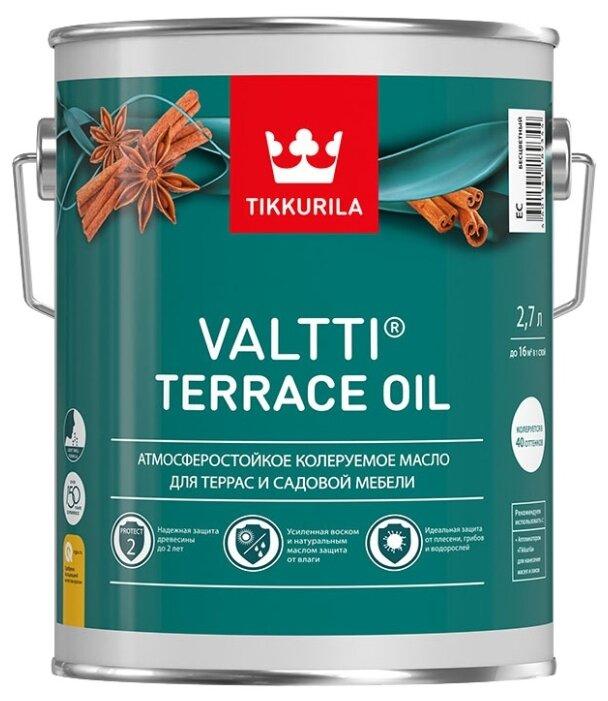 Масло Tikkurila Valtti Terrace Oil