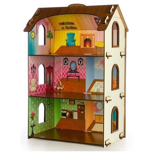 Теремок кукольный домик