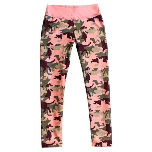 Купить Леггинсы CATFIT размер 128, розовый, Брюки