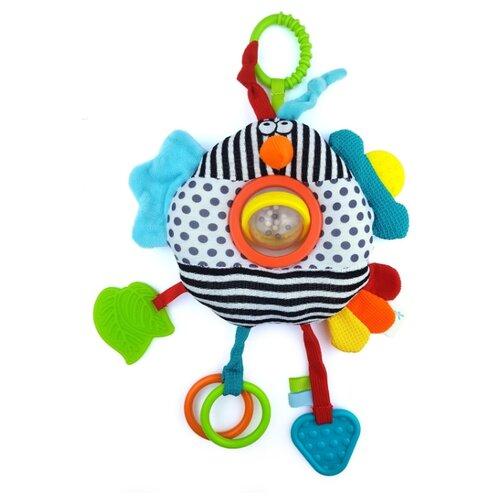 Фото - Развивающая игрушка Dolce Птица разноцветный развивающая игрушка mapacha суперкуб разноцветный